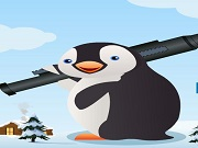 Penguin Combat Action