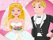 Barbie Wedding Rush
