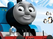 Thomas In South Pole